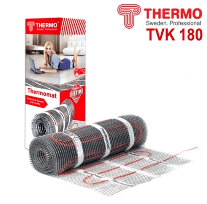 Thermomat TVK 180 - 3,0 кв.м.